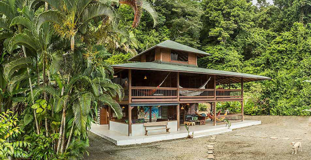 Morromico Main House